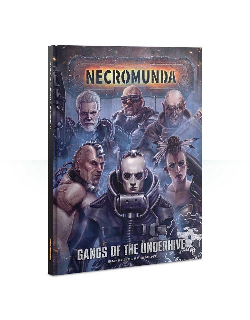 Games Workshop Necromunda: Gangs Of The Underhive (EN)