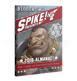 Games Workshop Blood Bowl Almanac 2018 (EN)