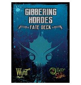 Wyrd Gibbering Hordes Fate Deck