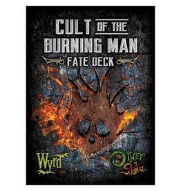 Wyrd Cult of the Burning Man fate Deck