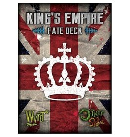 Wyrd Kings Empire Fate Deck