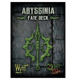 Wyrd Abyssinia Fate Deck