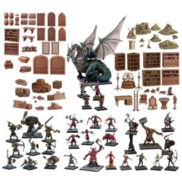 Mantic Games Dungeon Starter Set