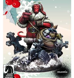 Mantic Games Hellboy Christmas Special 2018