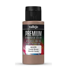 Vallejo Candy Brown 60ml