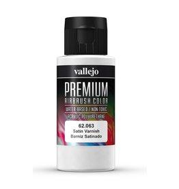 Vallejo Satin Varnish 60ml
