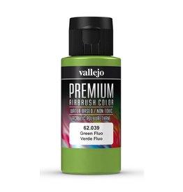 Vallejo Green Fluorescent 60ml