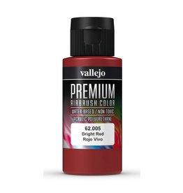Vallejo Bright Red 60ml