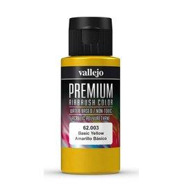 Vallejo Basic Yellow 60ml