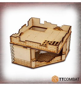 TT COMBAT Part-Built Corner Store