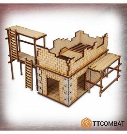 TT COMBAT Part-Built Casa Anna