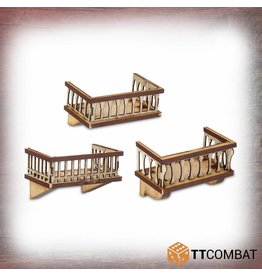 TT COMBAT Venetian Balconies