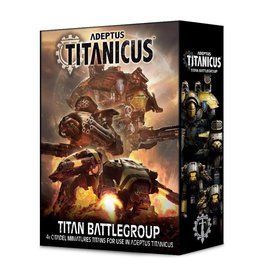 Games Workshop Titan Battlegroup