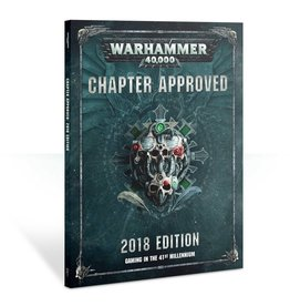 Games Workshop Chapter Approved 2018 (EN)