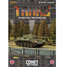 Battlefront Miniatures Comet Tank Expansion