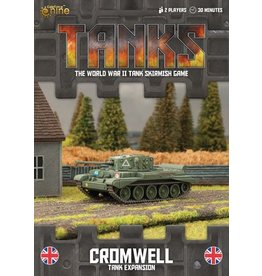 Battlefront Miniatures Cromwell Tank Expansion