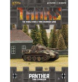Battlefront Miniatures Panther Tank Expansion