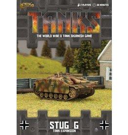 Battlefront Miniatures StuG G Tank Expansion