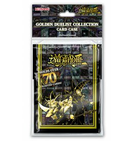 Konami Golden Duelist Collection Card Case