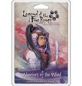 Fantasy Flight Games Warriors Of The Wind Expansion Pack