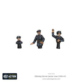 Warlord Games Panzer Crew (1939-42)