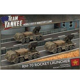 Battlefront Miniatures RM70 Rocket Launcher Battery