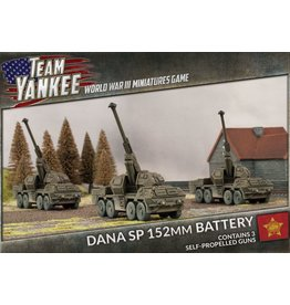 Battlefront Miniatures DANA SP 152mm