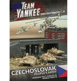 Battlefront Miniatures Czechs Rules Expansion