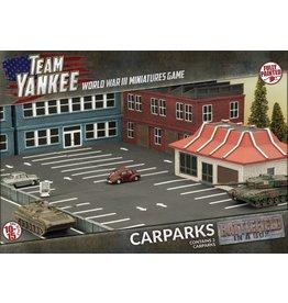 Battlefront Miniatures Car Parks