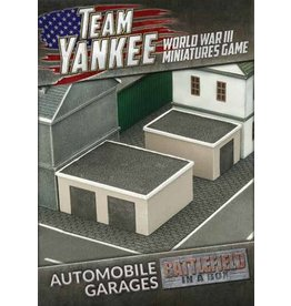 Battlefront Miniatures Automotive Garages
