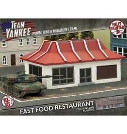 Battlefront Miniatures Fast Food Restaurant