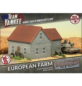 Battlefront Miniatures European Farm