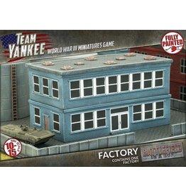 Battlefront Miniatures Factory Building