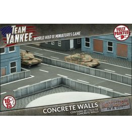 Battlefront Miniatures Concrete Walls