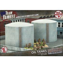 Battlefront Miniatures Oil Tanks