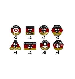 Battlefront Miniatures West German Token Set