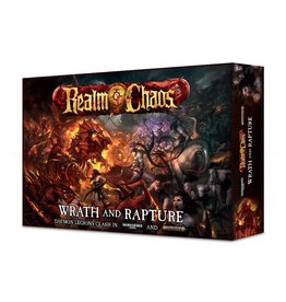 Games Workshop Wrath & Rapture (EN)