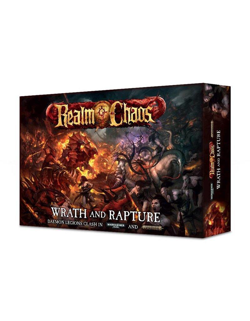 Games Workshop Realm Of Chaos: Wrath & Rapture (EN)