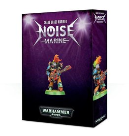 Games Workshop Noise Marine