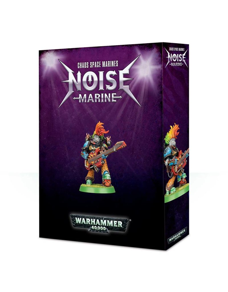 Games Workshop Noise Marine Limited Edition 2018