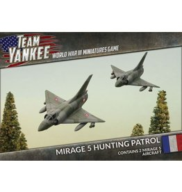Battlefront Miniatures Mirage 5 Hunting Patrol