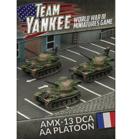 Battlefront Miniatures AMX-13 DCA AA Platoon