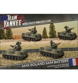Battlefront Miniatures AMX Roland SAM Battery