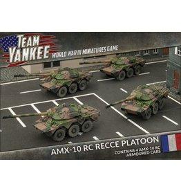 Battlefront Miniatures AMX-10 RC Recce Platoon