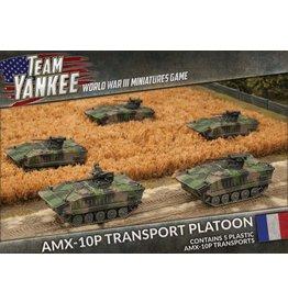 Battlefront Miniatures AMX-10P Platoon