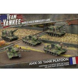 Battlefront Miniatures AMX-30 Tank Platoon