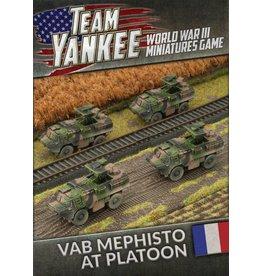 Battlefront Miniatures VAB Mephisto Anti Tank Platoon