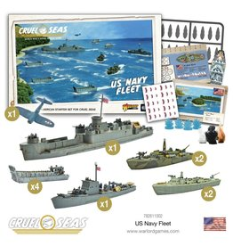 Warlord Games US Navy Fleet