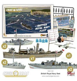 Warlord Games British Royal Naval Fleet