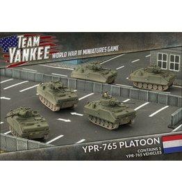 Battlefront Miniatures Dutch YPR-765 Platoon